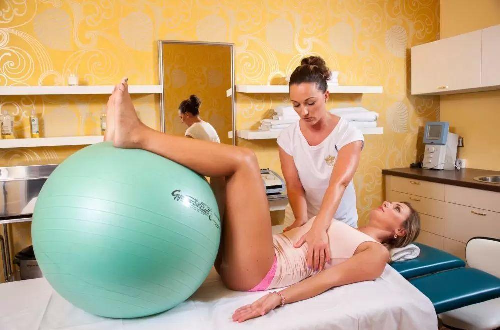 fyzioterapie na bolest zad