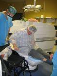 Laserová operace očí metodou femtoLASIK - fotka před - Oční klinika NeoVize