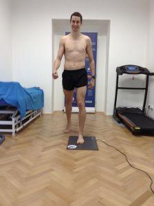 Podologie, Podiatrie – péče o nohy - fotka před - Mgr. Michal Joshua Frána
