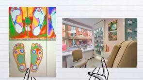 Jak vypadá interiér Hilarion - podologický institut Praha