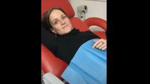 Ambulantní hysteroskopie očima pacientky ihned po výkonu