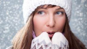 I na zimu můžete mít alergii