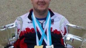 David Drahonínský - zlatý paralympionik a mistr světa 2011 si za svého partnera v péči o zdraví zvolil Santé.
