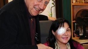 Dagmar Patrasová má novou chuť do života, podstoupila operaci očí