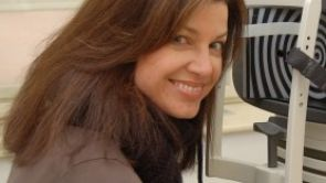 Další šťastnou ženou je Elen Černá, i ona podstoupila operaci očí