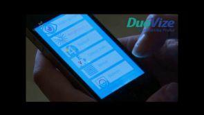 Diagnóza zraku pomocí mobilu na klinice DuoVize