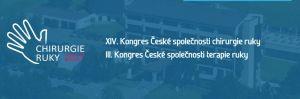 XIV. Kongres České společnosti chirurgie ruky