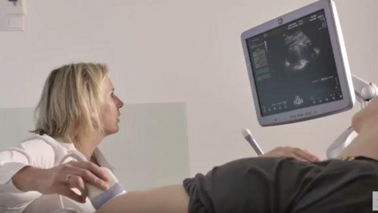 Ultrazvuk v těhotenství - IVF CUBE